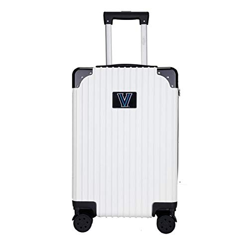 NCAA Villanova Wildcats Two-Tone Premium Carry-On Hardcase Luggage Spinner