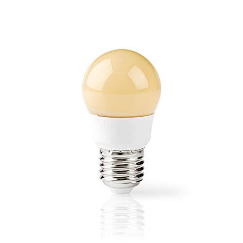 LED-Lamp E27 G45 3,6 W 215 lm Flame