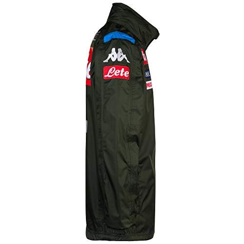 SSC Napoli Windproof Training Jacket 2019/2020