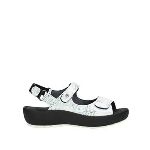 Wolky dames sandalen 3325711 wit 250356