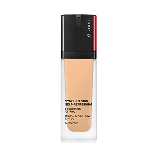 Shiseido Synchro Skin Self Refreshing Foundation 310 Silk, 30 ml
