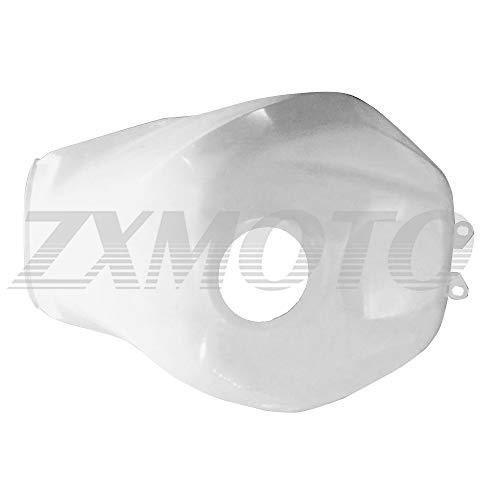 ZXMOTO Unpainted Gas Fuel Tank Cover Fairing For 2004 2005 Suzuki GSXR 600/04 05 GSXR 750