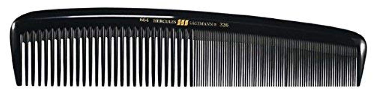 シャワー保証金ストリームHercules S?gemann Masterpiece Compact Styling Hair Comb with fine teeth 8