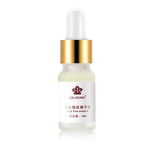 Shouhengda HyaluronSäure Serum, Pore Verfeinerung Essenz feuchtigkeitsbefeuchtende beruhigende unsichtbare Poren, Gesichtsprodukt für Frauen &