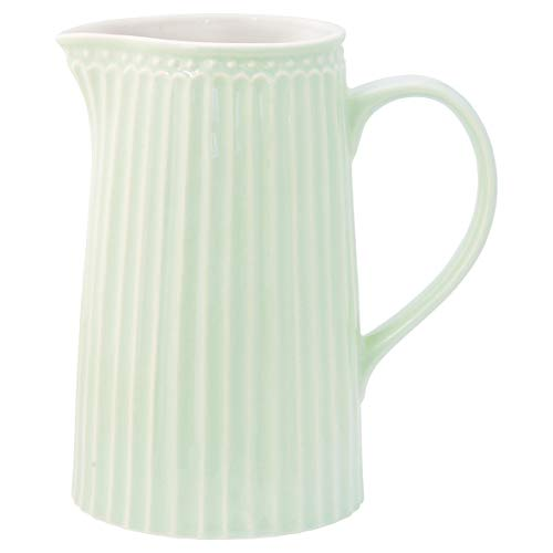 GreenGate Krug - Jug - Alice Pale Green - 1 Liter
