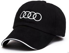 63251vdgxdg Unisex Audi Logo Baseball Caps Hat One Size White