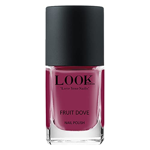 Look to go Nagellack NP 103 Fruit Dove I absolute Trendfarbe I Herbst und Winter 2019/2020 I 7-free, TPHP-free & vegan (1 x 12ml)