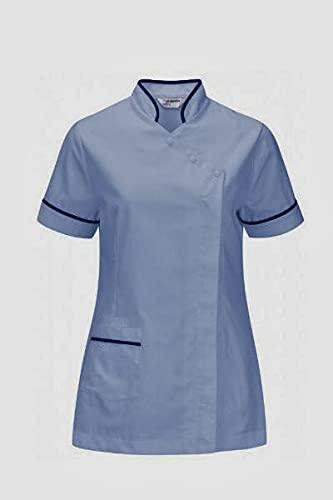 Unifab Nursing Uniform Set-Ciel Blue