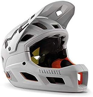 MET Helm Parachute MCR MIPS Gri.m Fahrradhelm Unisex Erwachsene, Grau Grau, M 56-58