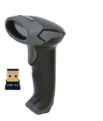Barcodescanner Bluetooth ALBASCA MK-2200BT LED-Technik
