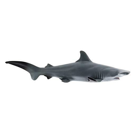 Brinquedos novos Brinquedo modelo de tubarão- martelo de simulação 1pc modelo de brinquedo para animais marinhos para crianças