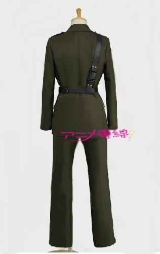 『Axis powers ヘタリア イギリス 軍服 コスプレ衣装 完全オーダメイド対応可能 アニメ専線』の4枚目の画像