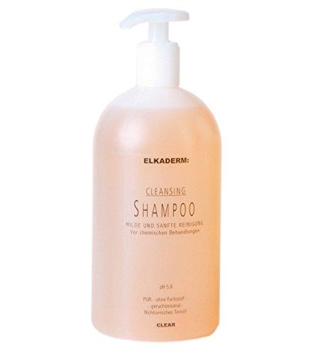 Elkaderm Clenasing Shampoo, 1er Pack, (1x 1000 ml)