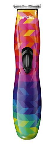 Andis 32490 Slimline Pro Lithium Ion T-blade Trimmer, Prism