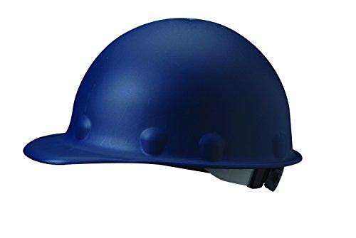 Fibre-Metal by Honeywell P2ARW71A000 Super Eight Ratchet Fiber Glass Cap Style Hard Hat, Blue, 6-1/2 to 8