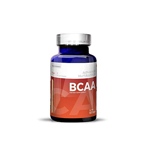 Advance Nutratech Bcaa - 100 G (Mango Splash) Bcaas Branched Chain Amino Acid Supplements (10 Servings) Pre Workout Powder