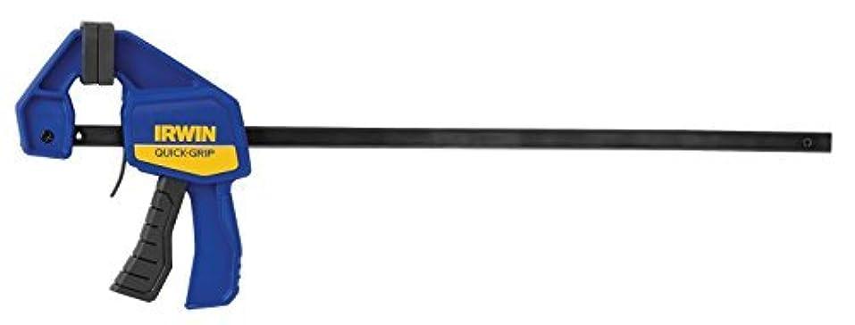 死にかけている改修遅いIRWINQUICK-GRIPOne-Handed Mini Bar Clamp, 12