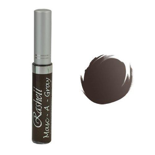 rashell masc-a-gray Hair Color Mascara – Warm Brown by rashell