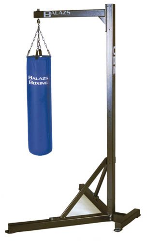 Balazs Universal Boxing Stand - Heavy Bag Stand