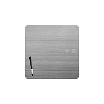 14x14 Stainless Dry-Erase Board