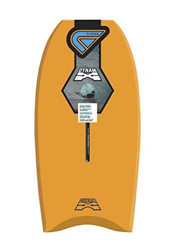 Flood Dynamx Stringer 42 - Bodyboard, Color Naranja
