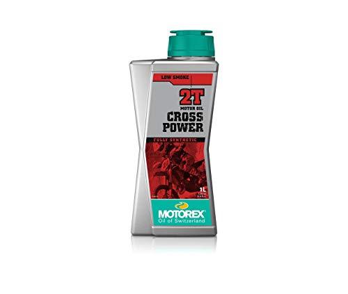 Compatible Con / Reemplazo Para Aceite 2 Tiempo 1 Litro Síntesis Motorex Cross Energía 20100082