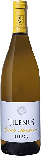 Tilenus Godello Monteseiros Vino Blanco, 750 ml