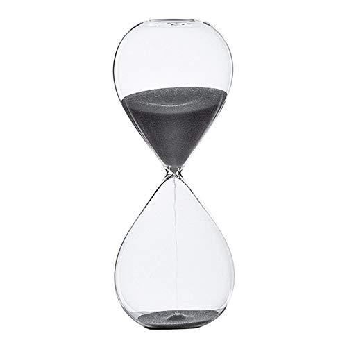 Scucs Sanduhr Sand Timer Verbessern Sie die Produktivität Erreichen Sie Ziele Bleiben Sie konzentriert Seien Sie effizienter Zeitmanagement-Tool 5/30 Minuten