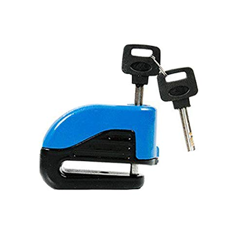 Alarma Electron Scheibenbremse Sperre Diebstahlsicherung seguridad eléctrica Warner para moto bicicleta Electrocar
