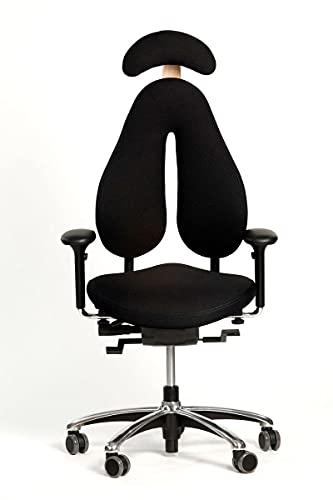 Popello M2, Bürostuhl, Drehstuhl, Orthopädischer Stuhl, Morbus Bechterew