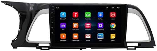 AEBDF Android 9.1 Navegación del Coche GPS para KIA K4 2014-2019, Pantalla de Pantalla táctil de Radio de 9 Pulgadas Stereo Stereo Pantalla DE Media Player,8Core WiFi+4G 4+64 DSP+Carplay