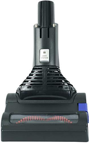 Rowenta ZR903201 Pro, Brosse électrique et Mini Turbo pour aspirateur sans Fil Air Force 460 et 560, Noir, Tierhaar Düse