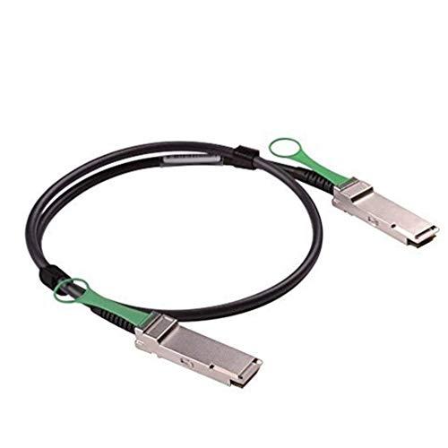 10Gtek® für Cisco QSFP-H40G-CU1M, 40GBASE-CU QSFP + Copper Twinax Direct-Attach-Kabel, Passiv, 1-Meter, MEHRWEG