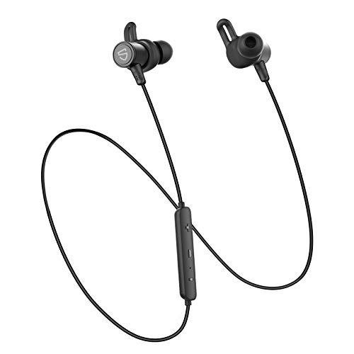 【進化版】【aptX HD & AAC 対応】SOUNDPEATS Q30 HD Bluetooth イヤホン 14時間連続再生 高音質 ワイヤレスイヤホン IPX7 防水 スポーツイヤホン QCC3034チップセット採用 CVC8.0ノイズキャンセリング搭載 ブルートゥース イヤホン サウンドピーツ Bluetooth ヘッドホン [IPX7防水証書取得済]