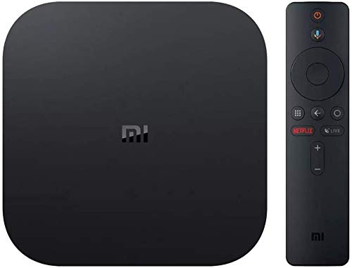 Xiaomi Mibox S 4K Android TV Smart Cast