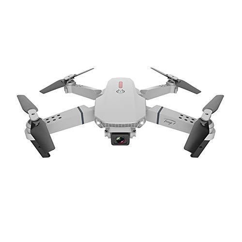 Vaorwne E88 Pro Drone 4K HD Cámara Dual Posicionamiento Visual WiFi FPV Preservación de Altura de Aeronaves de Cuatro Ejes RC Quadcopter