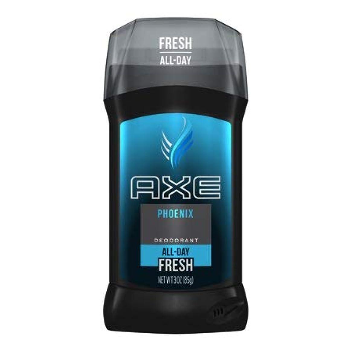 キルトコック光のAXE Phoenix Deodorant Stick Fresh 3 oz アクセ フェニックス フレッシュ デオドラント 海外直送品 [並行輸入品]