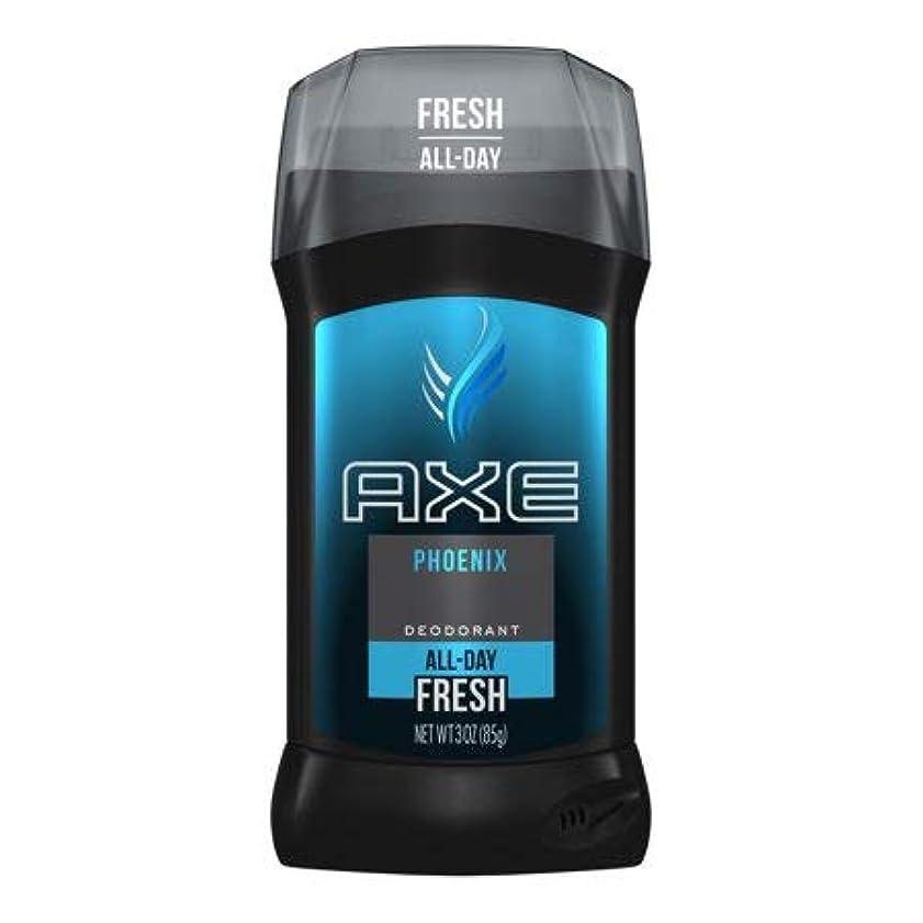 令状通常お茶AXE Phoenix Deodorant Stick Fresh 3 oz アクセ フェニックス フレッシュ デオドラント 海外直送品 [並行輸入品]