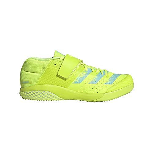 adidas Adizero Javelin, Zapatillas de Running Unisex Adulto, Amasol/AGUCLA/NEGBÁS, 45 1/3 EU