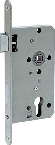 ABUS 61705 ES PZ2 L S 5572 20 Einsteckschloss, Silber, 20mm