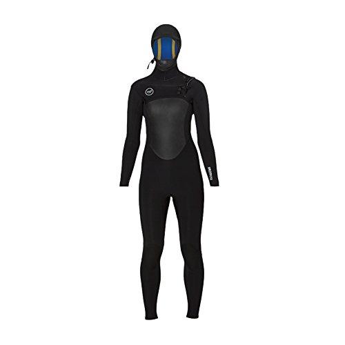 Xcel Neoprenanzug Womens Infiniti Hooded X2 6/5mm Damen Langarm Black 2017 - Größe: M/ 38