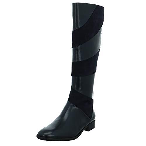 Tizian Damen Stiefel Dallas 03 Stiefel T45803-VL869-520 blau 805466
