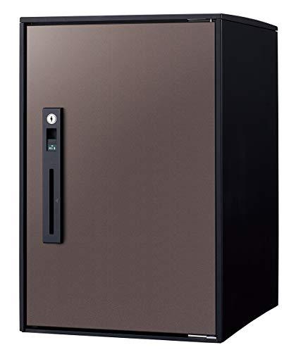 パナソニック 後付け用 宅配ボックス COMBO-LIGHTコンボライト ミドル エイジングブラウン CTNR6020RMA