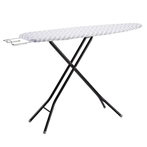 AmazonBasics Full-Size Ironing Board - 4-Leg...