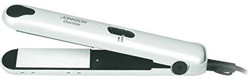 Johnson GENTILE Straightening iron Caliente Blanco Utensilio de peinado - Moldeador de pelo (Straightening iron, Caliente, Blanco)