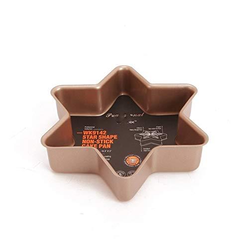 Bakeware set Star Shaped Non-stick Cake Pan Baking Pan Cake Bread Mold cookie sheet