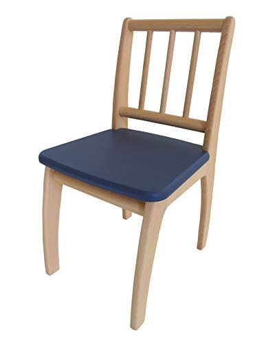 Geuther Stuhl passend zu Sitzgruppe Bambino, natur-weiß