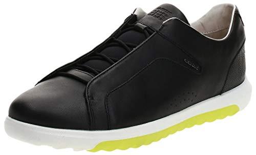 Geox Herren U Nexside Sneaker, Schwarz, 44 EU