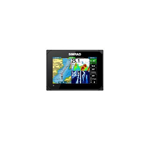 Simrad Kartenplotter GO7 XSE Mid/High/Totalscan, 000-12673-001