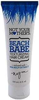 Not Your Mothers Beach Babe Texturizing Hair Cream 4oz (2 Pack)